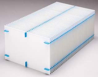 Porous plate (for humidification)
