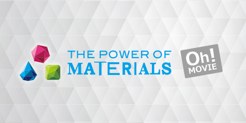 THE POWER OF MATERIALS